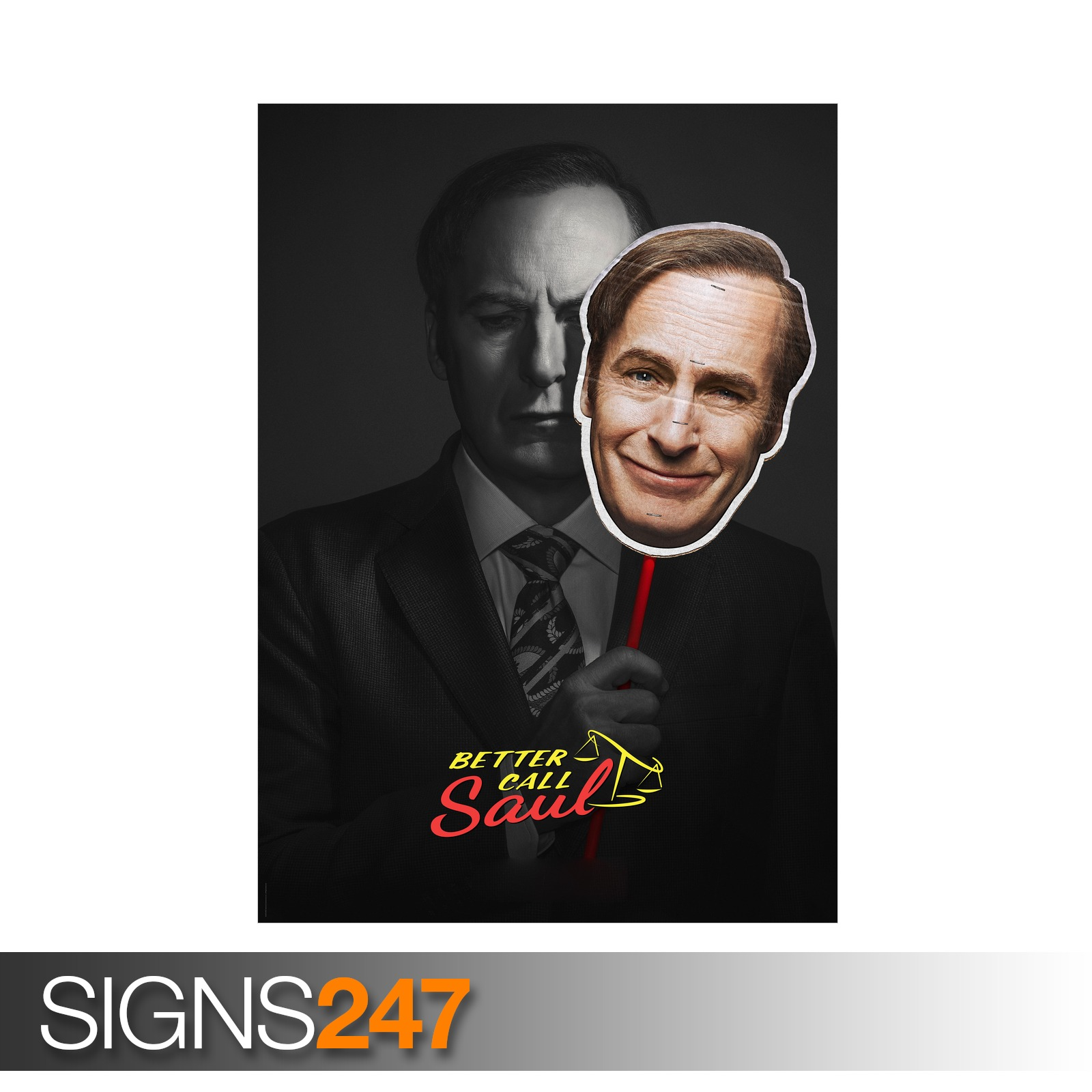 MOVIE POSTER Photo Picture Poster Print Art A0 to A4 ZZ029 BETTER CALL SAUL