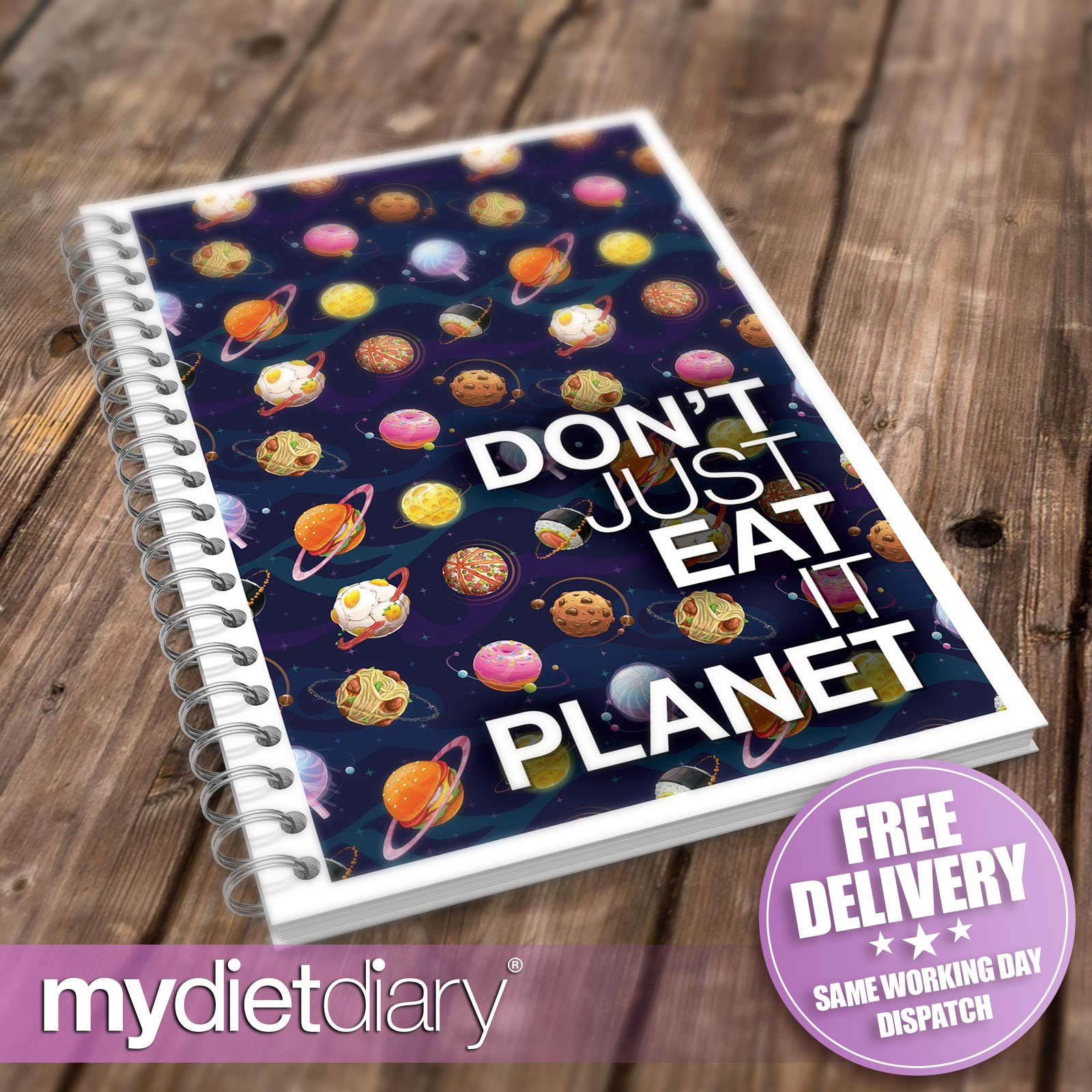 DIET-DIARY-SLIMMING-WORLD-COMPATIBLE-Dont-Just-Eat-It-Planet-S001W-12wk