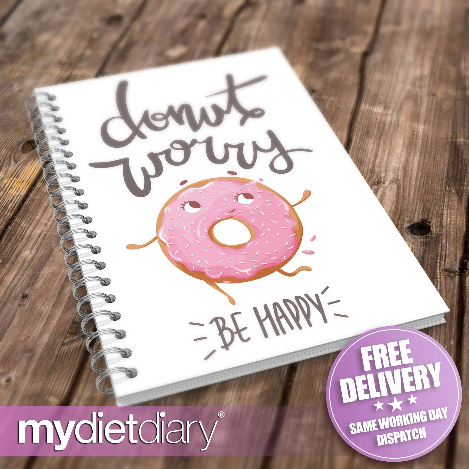 DIET-DIARY-SLIMMING-WORLD-COMPATIBLE-Food-Diary-Weight-Loss-Journal-Tracker-12wk