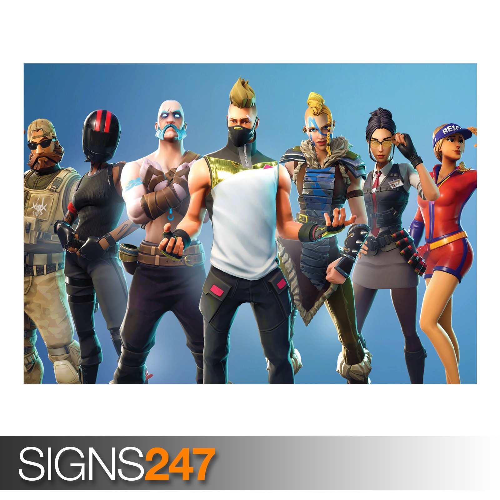 FORTNITE-SEASON-5-ZZ033-GAME-POSTER-Photo-Poster-Print-Art-A0-A1-A2-A3-A4